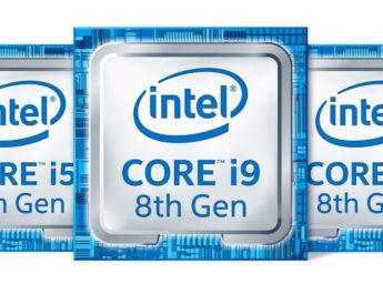 Intel Core i9 portatil