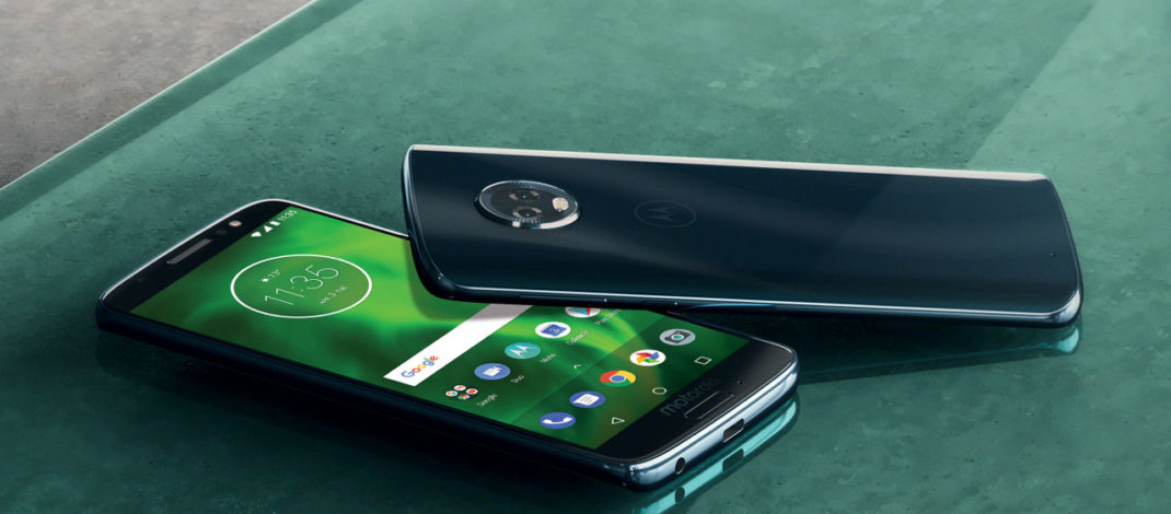Motorola presentó los Moto G6 Plus, Moto G6 y Moto G6 Play