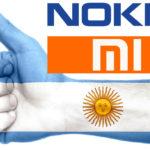 Nokia y Xiaomi preparan el desembarco de sus celulares en la Argentina