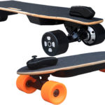 ION presentó un skate y longboard eléctricos y con control remoto