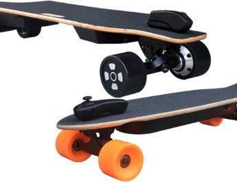 Skate longboard electrico ION