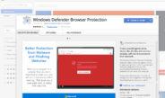 Windows Defender, disponible para Chrome como una extensión