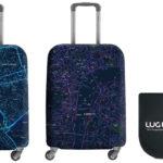 Cubritas presentó Track, una funda para valijas con localizador