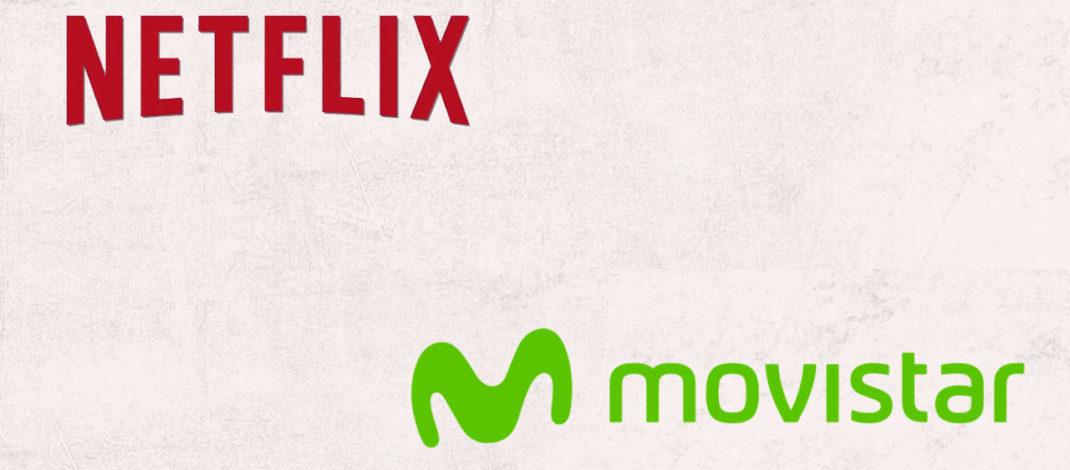 Movistar integrará Netflix en su servicio de TV en América Latina