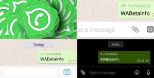 Reenvio mensajes WhatsAPp