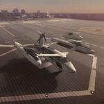 Uber presentó el prototipo de su auto volador