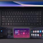 Asus ZenBook Pro: el trackpad ahora funciona como una segunda pantalla multitáctil