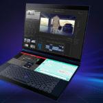 Adiós al teclado físico de las portátiles: Lenovo y Asus inauguran la era de las notebooks con dos pantallas
