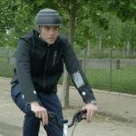 Ford desarrolló una campera inteligente para ciclistas