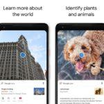 Google Lens, la app que convierte la cámara en un buscador y asistente, ya funciona como una app independiente