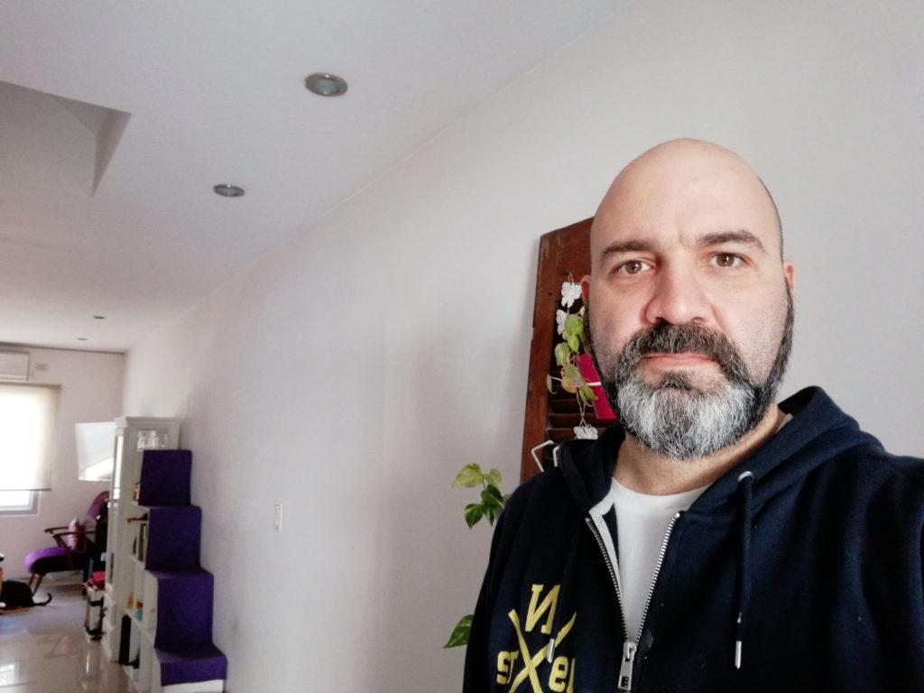 Selfie Huawei Mate 10 lite