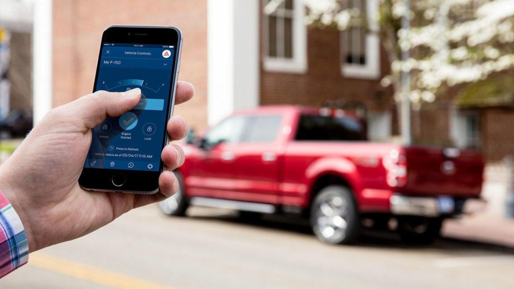Llave Digital Ford