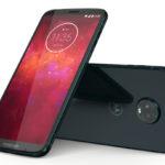 El Moto Z3 Play es oficial: pantalla amplia, nuevo efecto de fotos gracias a la cámara dual, cambia el lector de huellas y adiós al conector de audio