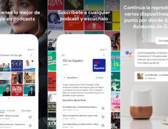 Podcasts de Google