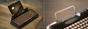 Rymek teclado vintage