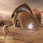 La NASA eligió a las 5 mejores casas para Marte creadas en impresoras 3D