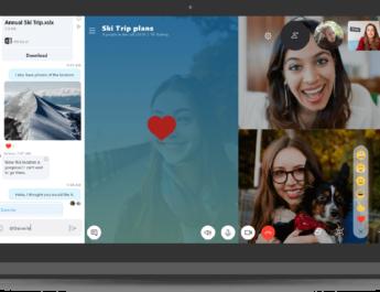 Skype ahora permite grabar llamadas, cifrar conversaciones y compartir archivos de hasta 300 MB. Actualizar es obligatorio