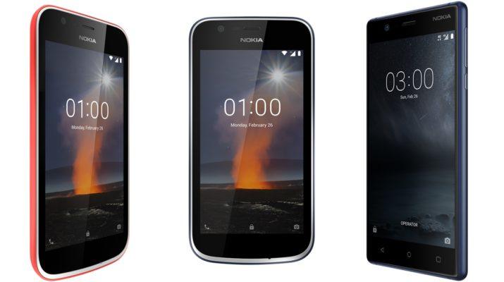 Nokia1 Nokia 3