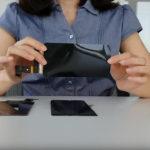 Samsung presentó una pantalla irrompible para el celular