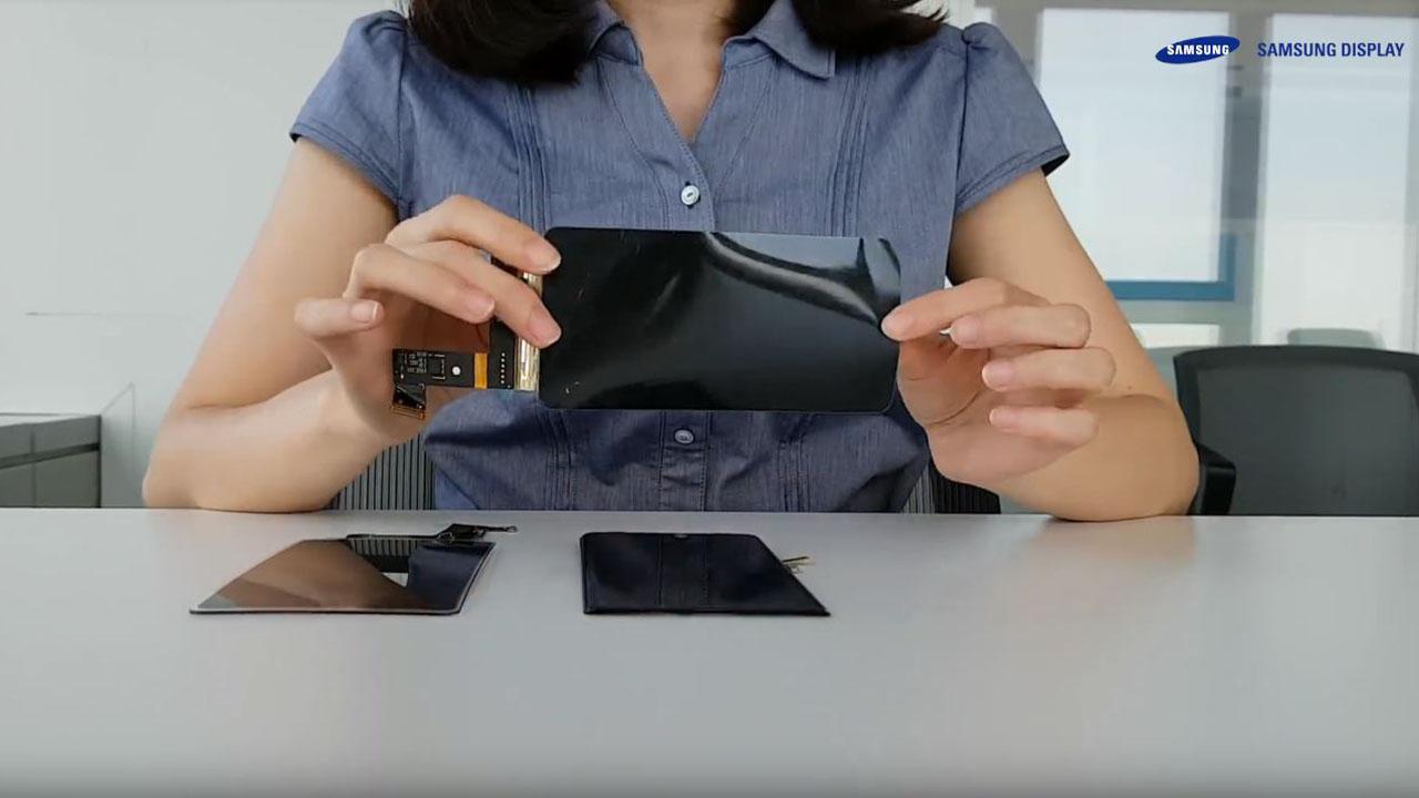 Panel irrompible Samsung