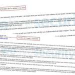 ¿Qué harías si te llega un correo electrónico con tu contraseña en el asunto? Sí, está pasando y muchos pagan lo que piden los atacantes