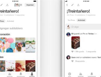 ¡Al fin! Pinterest deja de ser solo una app en donde encontrar fotos lindas y ahora ayuda a organizar fiestas