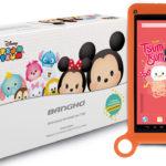 Banghó presentó una tablet Edición Especial de Tsum Tsum para niños