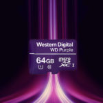 Purple, la microSD de WD pensada especialmente para videovigilancia