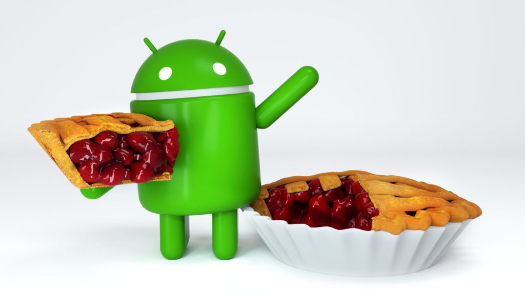 Android 9 Pie logo
