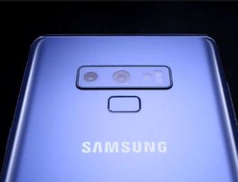Galaxy Note 9 camaras