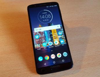 Review Moto G6 Plus: cada día más parecido a un celular de alta gama
