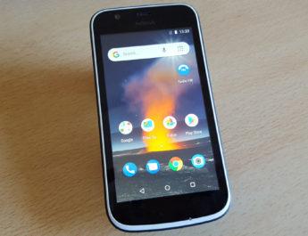 Review del Nokia 1, nuevo competidor para la gama baja con Android Go