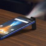 Quantum presentó en Argentina un celular con proyector incorporado: la marca brasileña arribó con un portfolio de 5 modelos