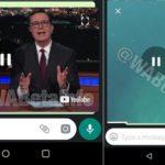 WhatsApp llevará el modo Picture in Picture a Android: los videos de YouTube e Instagram se verán sin salir de la app
