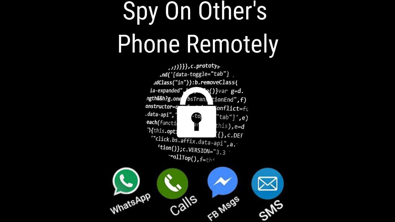 App espiar celulares