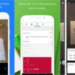 Bing permite resolver problemas de matemática con la cámara del celular
