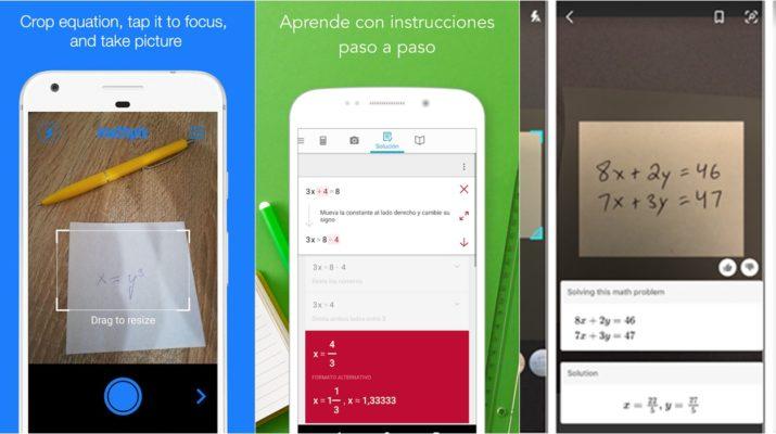 Apps resolver problemas matematica