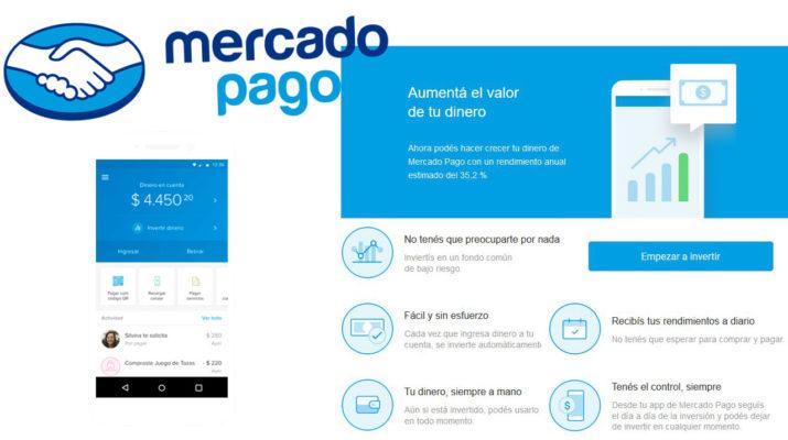 Invertir Mercado Pago