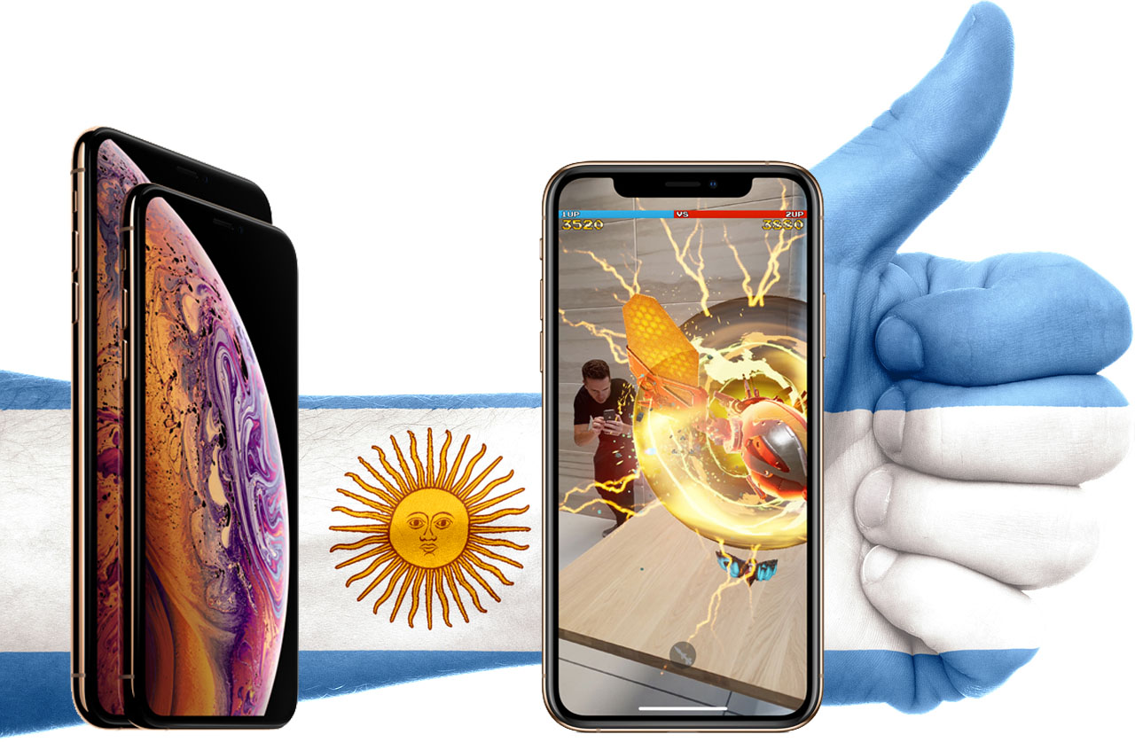 iPhone XS XR Argentina