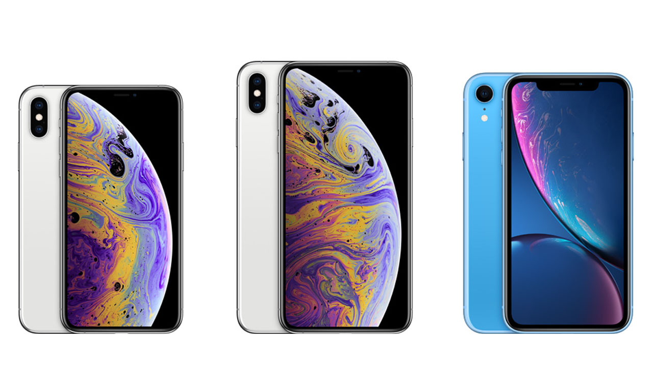 iPhone Xs XR