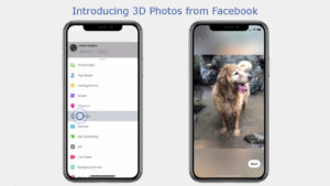 Fotos 3D Facebook