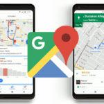 Google Maps adoptó características de Waze para el viaje diario, con datos en tiempo real e integración con Spotify
