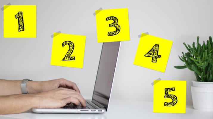Ranking computadoras