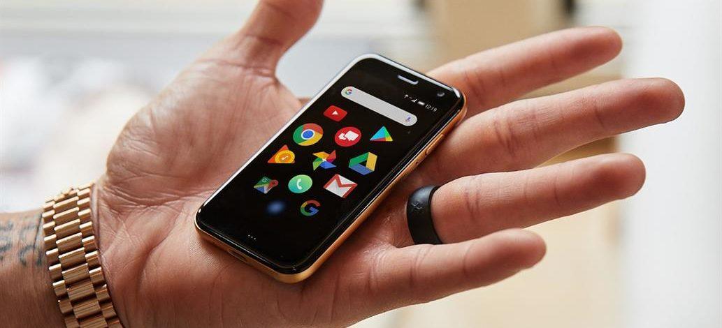Palm revive: vuelve al mercado móvil con un mini smartphone Android