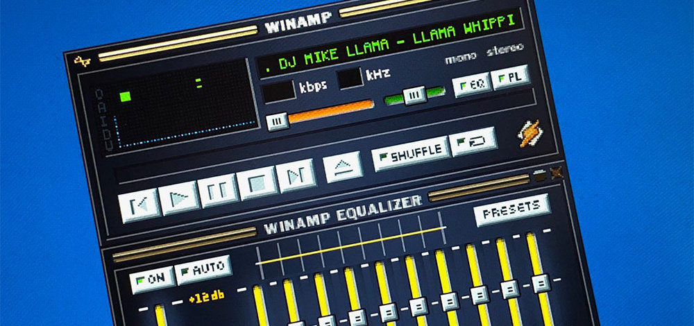 El regreso de un clásico: Winamp prepara su relanzamiento para 2019