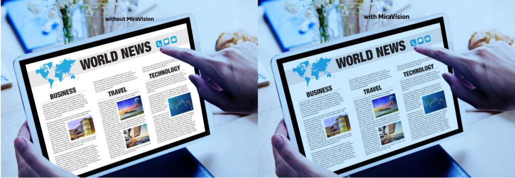 Chameleon Display MediaTek