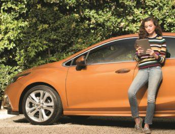 Chevrolet Cruze 4G