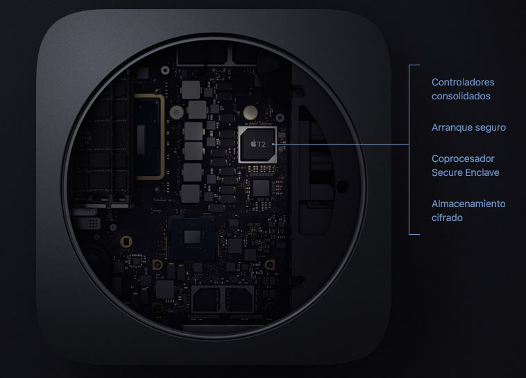 T2 Apple Chip