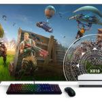 Xbox One habilita esta semana el mouse y teclado para jugar: el videojuego de moda será el primero en permitirlo