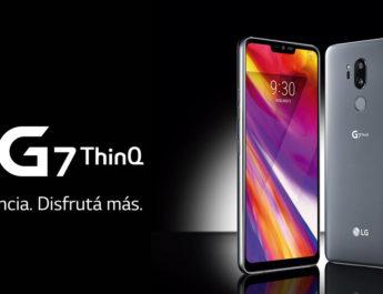 LG comenzó a ofrecer en Argentina el LG G7 ThinQ, el celular con cámara dual inteligente
